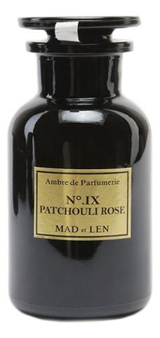 Mad et Len IX Patchouli Rose: ароматизатор для помещений (амбра) 250г фото