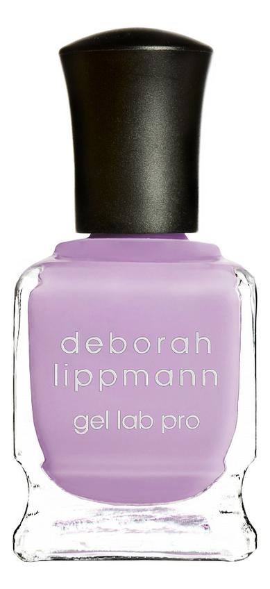 Лак для ногтей Gel Lab Pro Color 15мл: The Pleasure Principle deborah lippmann take the a train лак для ногтей 15 мл