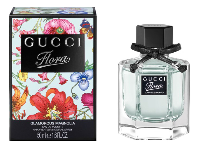 Gucci Flora by Glamorous Magnolia : туалетная вода 50мл