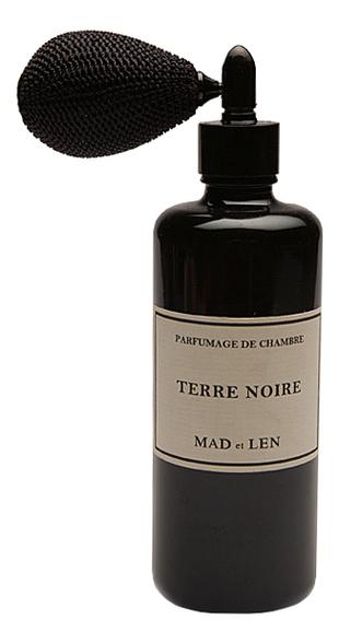 Купить XIX Terre Noire: аромат для дома 100мл, Mad et Len