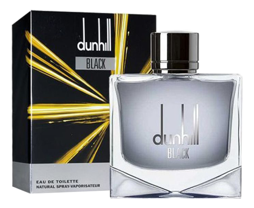 Alfred Dunhill Black: туалетная вода 100мл фото