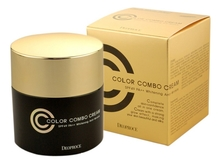 Deoproce CC крем для лица Color Combo Cream SPF50 PA++ 40г