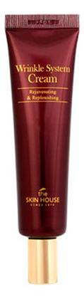 Антивозрастной крем для лица с коллагеном Wrinkle System Cream: Крем 30мл (в тубе) недорого