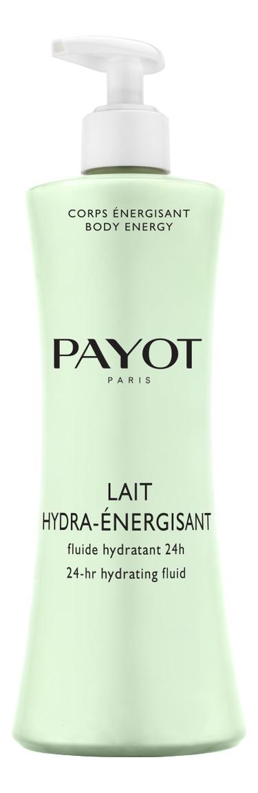Освежающее молочко-флюид с экстрактами бамбука и зеленого чая Lait Hydra Energisant 400мл фото