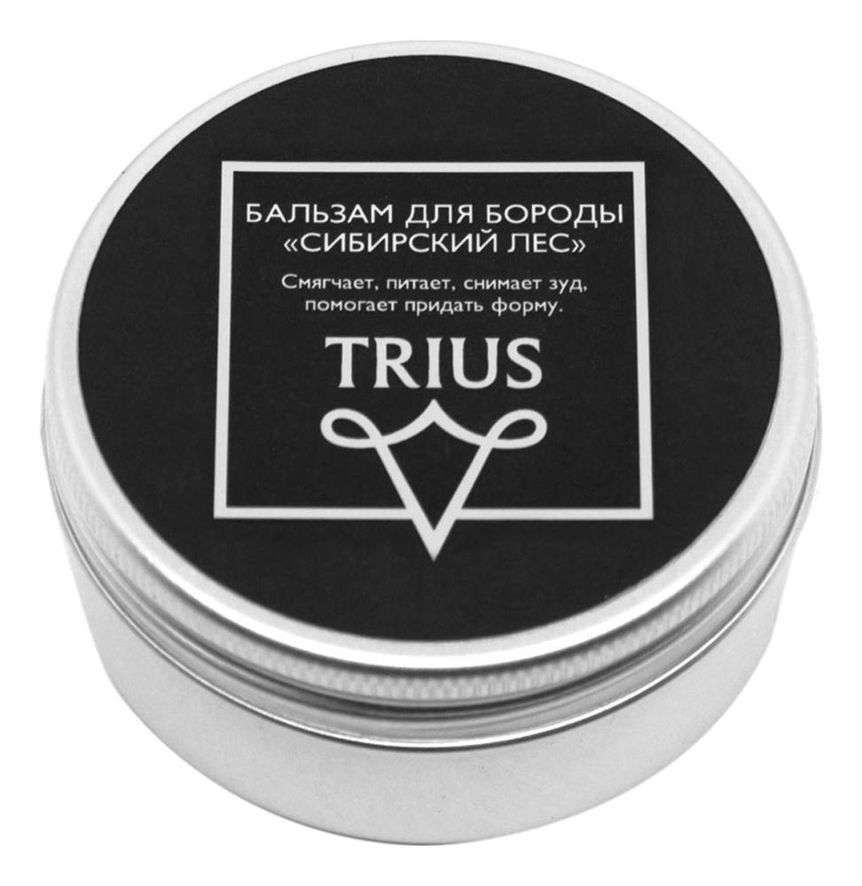 Купить Бальзам для бороды Сибирский лес 50мл, TRIUS