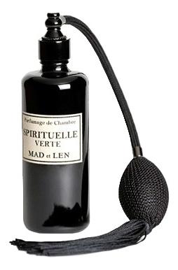 Mad et Len XIX Spirituelle Verte: аромат для дома 100мл