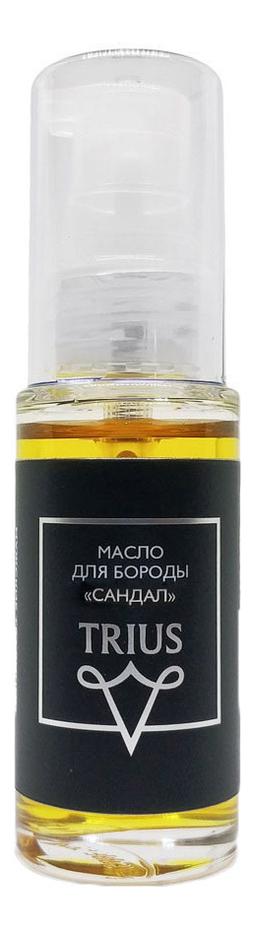 Масло для бороды Сандал Premium 30мл