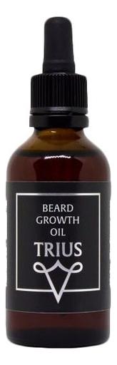 Масло для роста бороды Beard Growth Oil 50мл