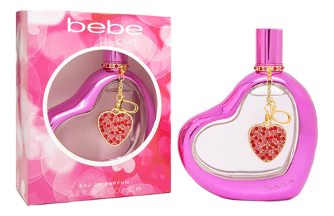 Bebe Love: парфюмерная вода 100мл laurelle london eternal love парфюмерная вода 100мл