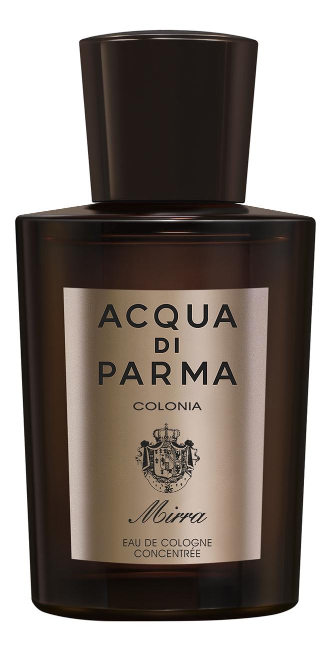 Acqua di Parma Colonia Mirra: одеколон 100мл тестер acqua di parma colonia ambra одеколон 100мл тестер