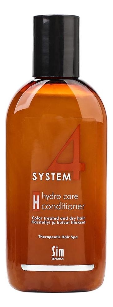 Купить Кондиционер для волос Терапевтический System 4 Hydro Care Conditioner: Кондиционер 100мл, Sim Sensitive