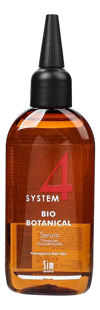 Купить Сыворотка против выпадения волос Био ботаническая System 4 Bio Botanical Serum: Сыворотка 100мл, Sim Sensitive
