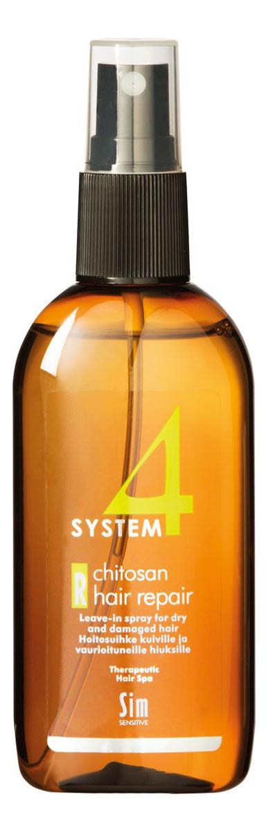 Спрей для волос Восстановление System 4 Chitosan Hair Repair: Спрей 200мл