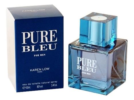 Фото - Pure Bleu: туалетная вода 100мл a men pure malt creation туалетная вода 100мл