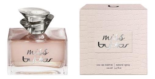цена на Byblos Miss Byblos: парфюмерная вода 100мл
