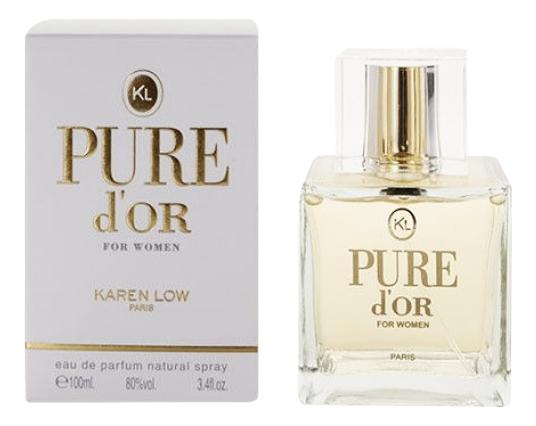 Купить Pure d`Or: парфюмерная вода 100мл, Karen Low