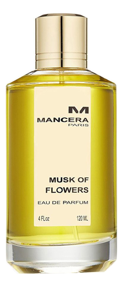 Mancera Musk Of Flowers: парфюмерная вода 8мл