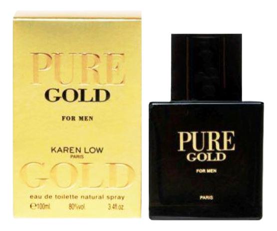 Karen Low Pure Gold: туалетная вода 100мл