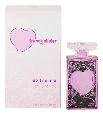 Купить Passion Extreme: парфюмерная вода 7, 5мл, Franck Olivier