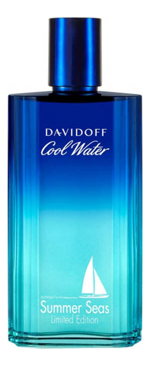 Davidoff Cool Water Man Summer Seas: туалетная вода 125мл тестер туалетная вода davidoff cool water man 40 мл