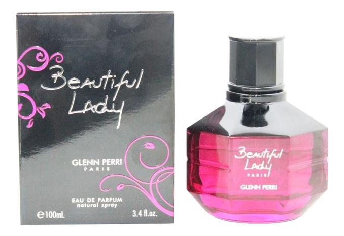Glenn Perri Beautiful Lady: парфюмерная вода 100мл