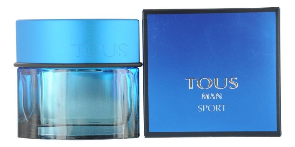 Tous Sport Men: туалетная вода 50мл