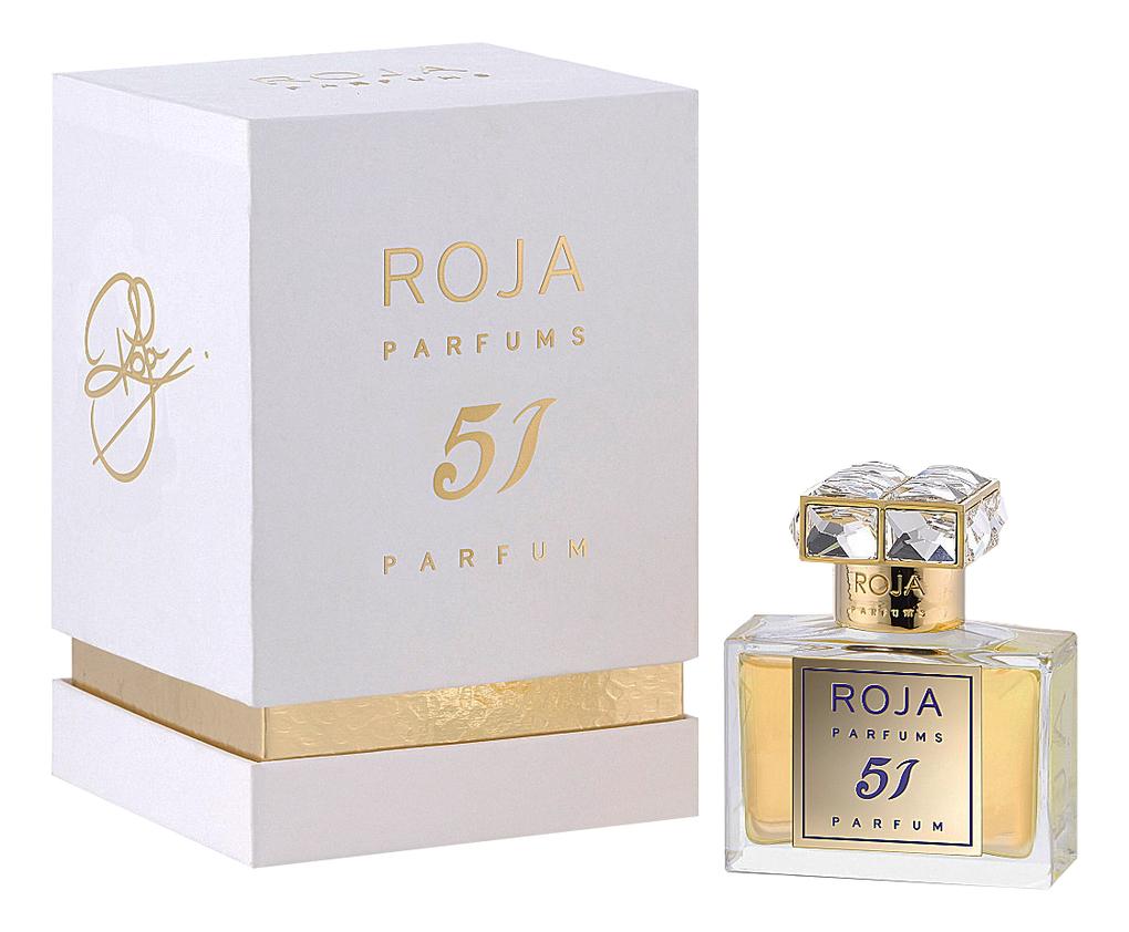 Roja Dove 51 Pour Femme: духи 30мл roja dove tuberose pour femme духи 2мл