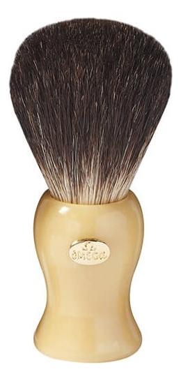 Фото - Помазок для бритья Барсучий ворс 10,8см 6221 помазок omega 618 барсучий ворс