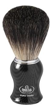 Фото - Помазок для бритья Барсучий ворс 10,8см 6650 помазок omega 618 барсучий ворс