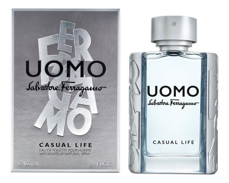 Uomo Casual Life: туалетная вода 100мл недорого