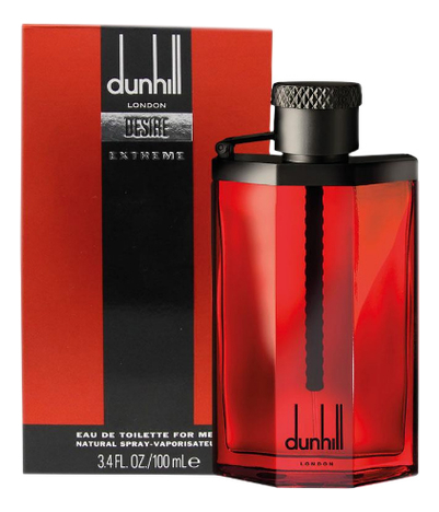 alfred dunhill dunhill Desire Extreme: туалетная вода 100мл