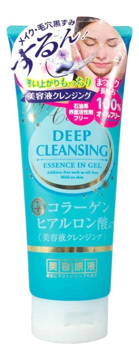 Купить Увлажняющая гель-сыворотка для умывания Deep Cleansing Essence In Gel 200мл, Roland