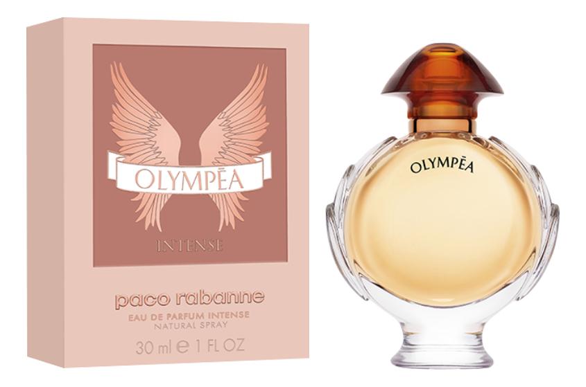 Paco Rabanne Olympea Intense: парфюмерная вода 30мл paco rabanne olympea aqua дымка для волос 30мл