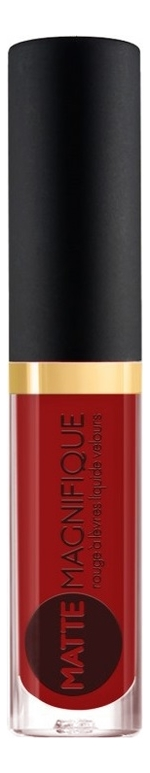 Купить Матовая жидкая помада для губ Matte Magnifique Rouge a Levres Liquide Velours 3мл: No 216, Vivienne Sabo