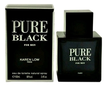 Karen Low Pure Black