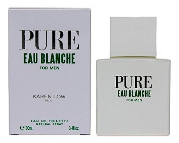 Фото - Pure Eau Blanche: туалетная вода 100мл a men pure malt creation туалетная вода 100мл