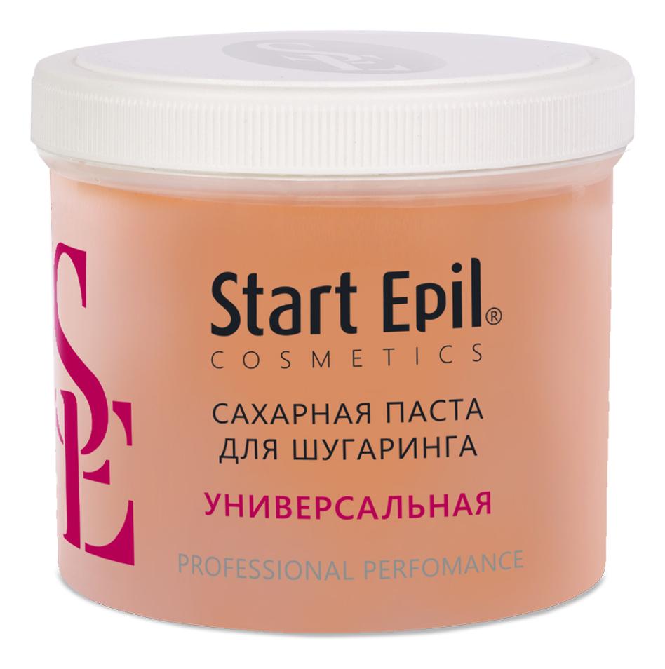 Сахарная паста для шугаринга Универсальная Start Epil: Паста 750г