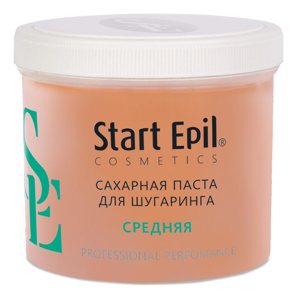 Сахарная паста для шугаринга Средняя Start Epil: Паста 750г