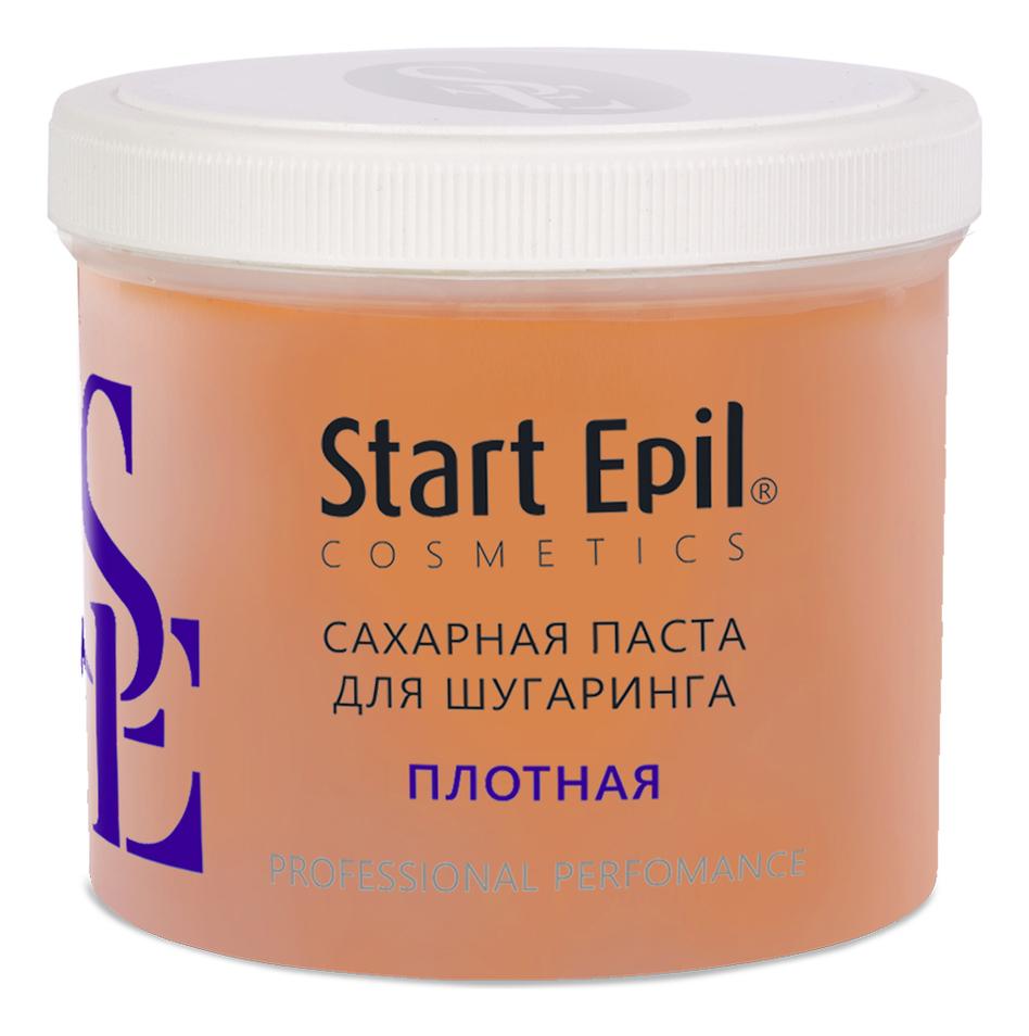 Сахарная паста для шугаринга Плотная Start Epil: Паста 750г