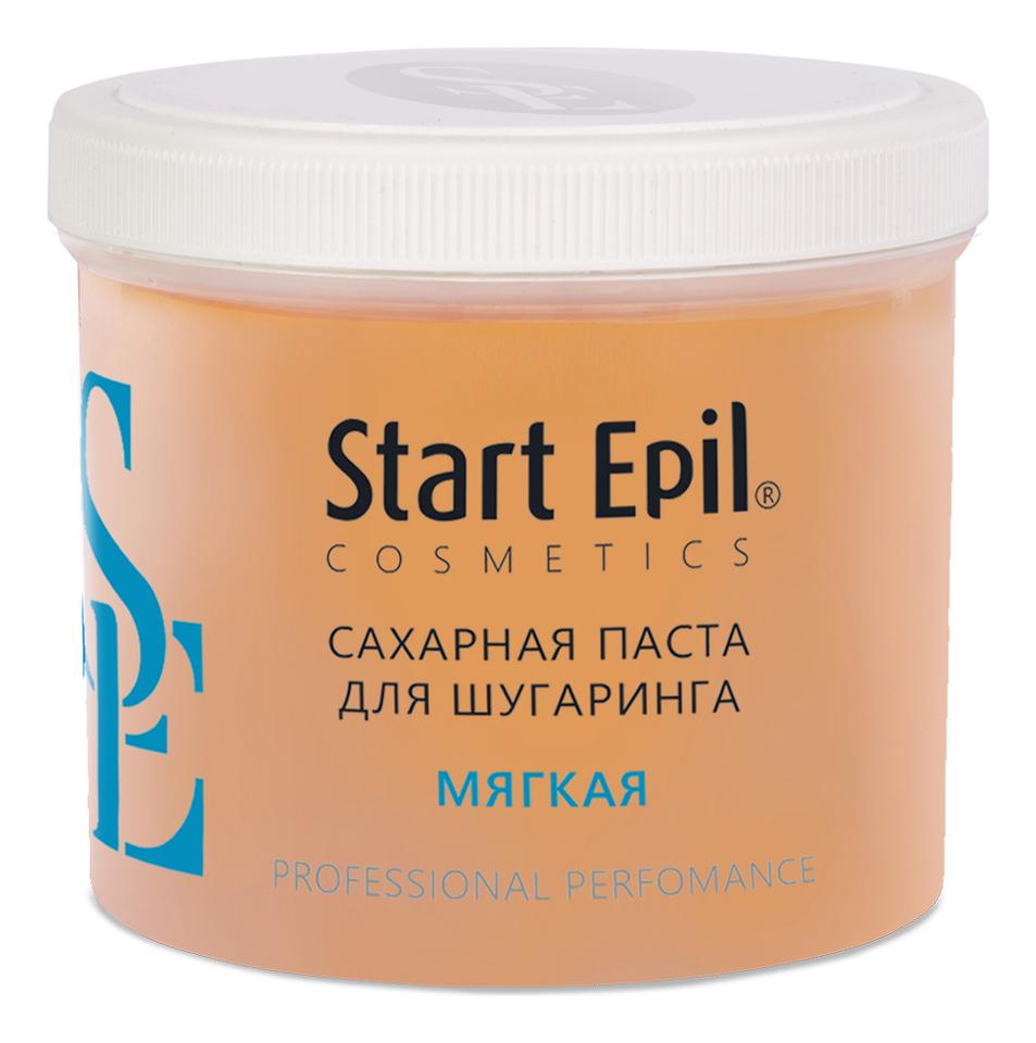 Сахарная паста для шугаринга Мягкая Start Epil: Паста 750г