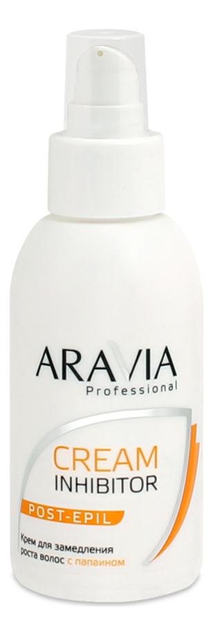 Крем для замедления роста волос с папаином Professional Cream-Inhibitor 100мл