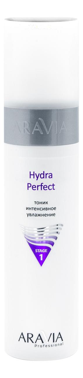 Тоник для лица Интенсивное увлажнение Professional Hydra Perfect Stage 1 250мл недорого