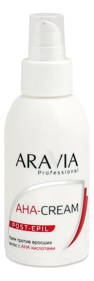 Крем против вросших волос с AHA кислотами Professional AHA-Cream 100мл