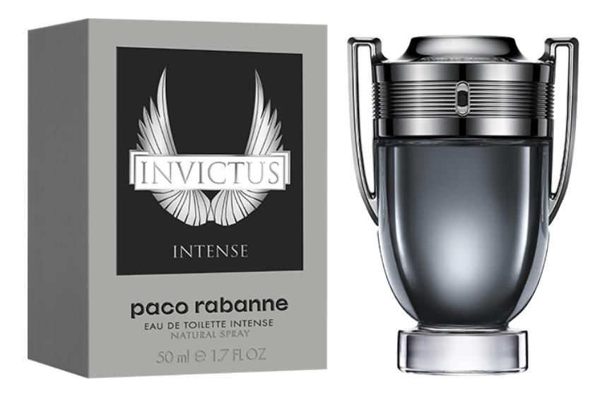 Paco Rabanne Invictus Intense: туалетная вода 50мл paco rabanne invictus туалетная вода 50мл