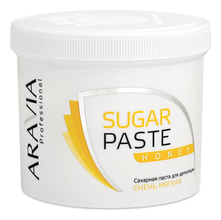 Aravia Сахарная паста для шугаринга Медовая Professional Sugar Paste Honey 750г