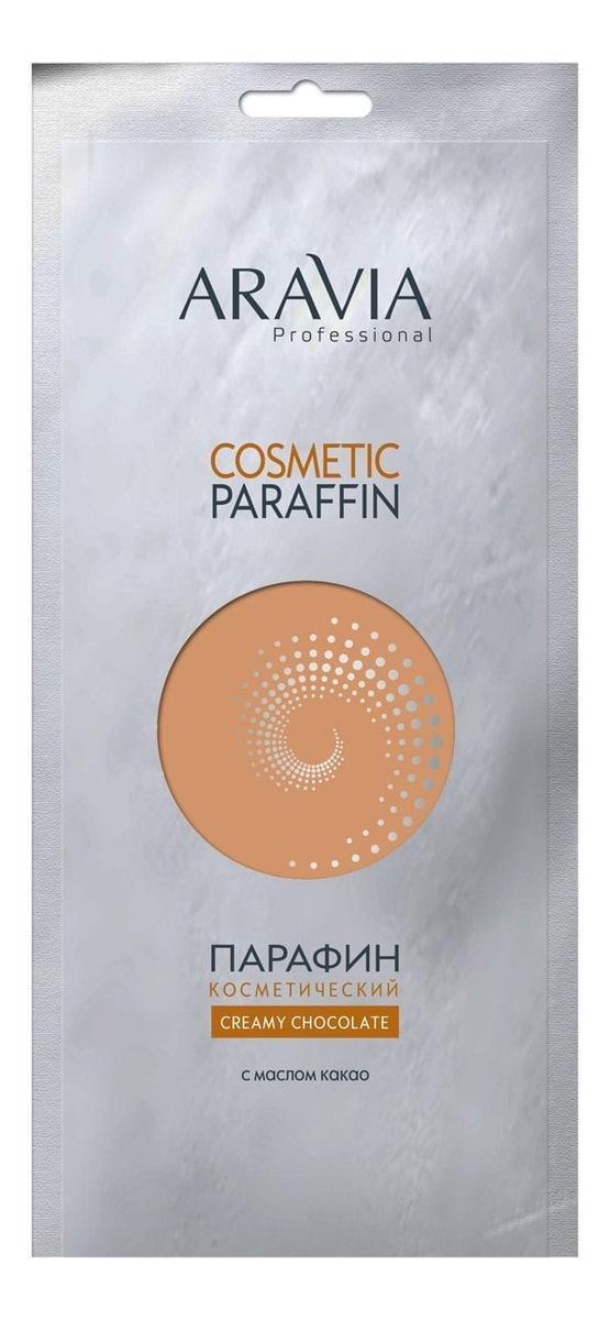 Парафин косметический Professional Creamy Chocolate 500г