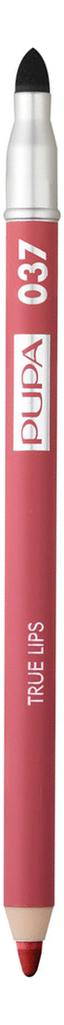 Карандаш для губ с аппликатором True Lips Pencil 1,2г: 037 Sweet Apricot фото