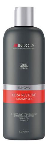 Шампунь для волос Кератиновое восстановление Innova Kera Restore Shampoo: Шампунь 300мл restore шампунь