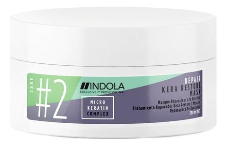 Маска для волос Кератиновое восстановление Innova Kera Restore Treatment: Маска 200мл восстановление маска