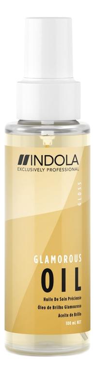 цена Несмываемая маска-масло Чарующее сияние Innova Glamorous Oil Gloss 75мл онлайн в 2017 году